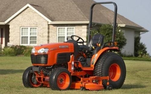 Product picture Kubota B2320 B2620 B2920 B2320 Tractor Operator Manual DOWNLOAD