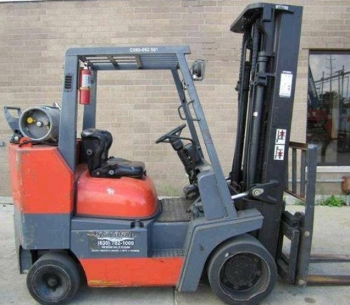 ... 52-6FGCU35 52-6FGCU45 Forklift Service Repair Workshop Manual DOWNLOAD
